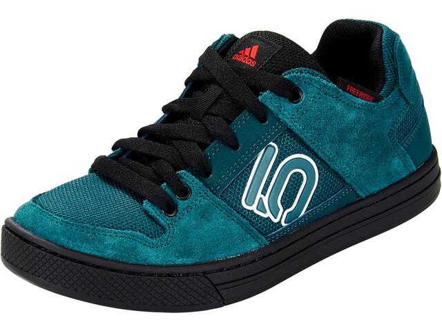 adidas Five Ten Freerider Mountain Bike Shoes Men, Azul petróleo